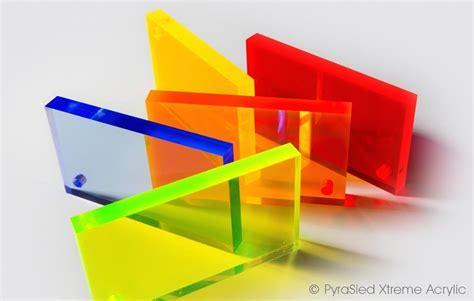 plexiglass illuminato fluor acrylaat kleuren plexiglas pyrasied xtreme acrylic