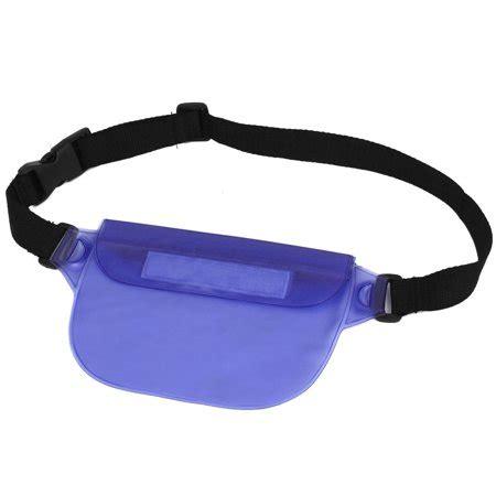 unique bargains waterproof unisex travel hip fanny waist