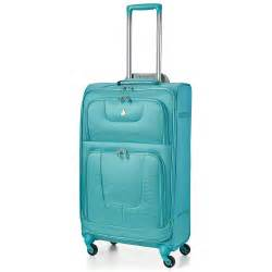 light luggage aerolite 9976 lightweight 4 wheel luggage suitcases 21 29
