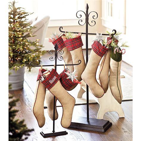 ballard designs floor ls floor stocking holder holiday ballard designs