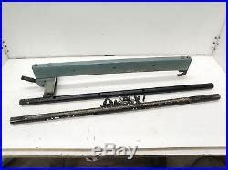 delta 34 670 10 table saw fence rails assembly table