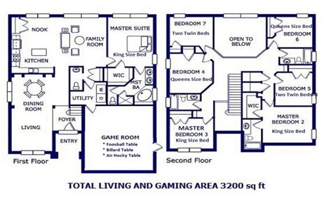 home design 9 x 10 mansion bedrooms 10 bedroom house floor plan island home