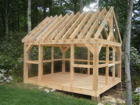beginners guide  shed building shed building plans