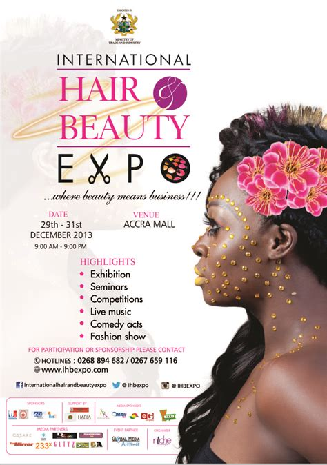 hair and makeup expo juicy offer for exhibitors international hair and beauty