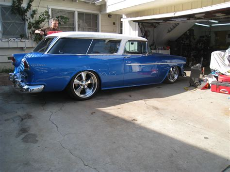 nomad drag 100 nomad drag car 1955 nomad with a 509 ci chevy