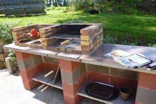 Plan De Travail Exterieur Pour Barbecue 3769 by Plan De Barbecue Beautiful Plan De Travail Pour