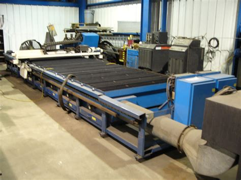 used cold saws pre owned plasma tables