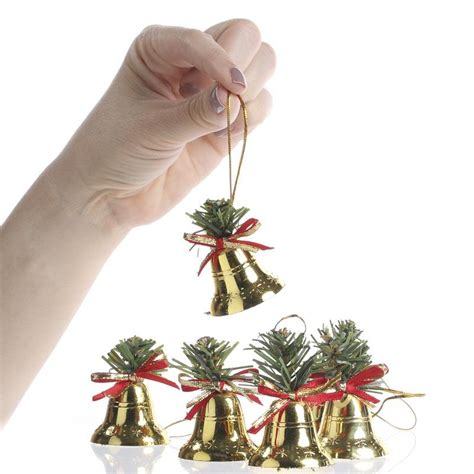 small brass bell christmas ornaments christmas ornaments