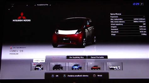 Electric Car List by Gran Turismo 5 Electric Car List