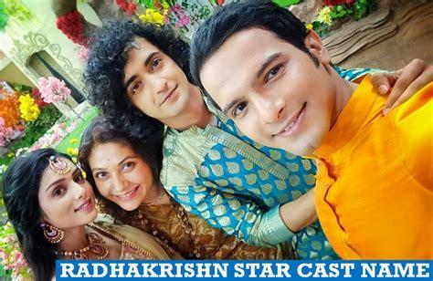 actor name of radha krishna radha krishna star cast real name star bharat serial