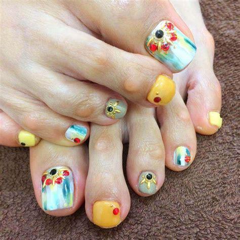 imagenes de unas delos pies bonitas 170 dise 209 os de u 209 as para los pies u 209 as decoradas nail art