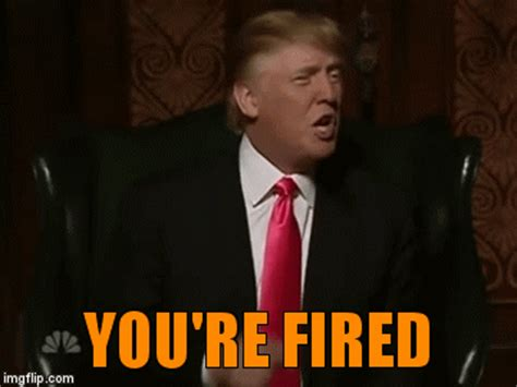 Donald Trump You Re Fired Meme - you re fired imgflip