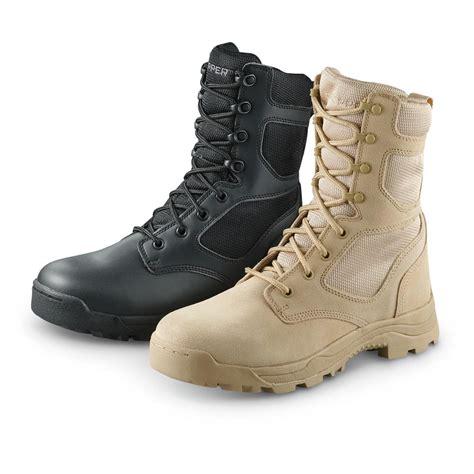 tactical boots propper benning 8 quot tactical boots 620348 combat