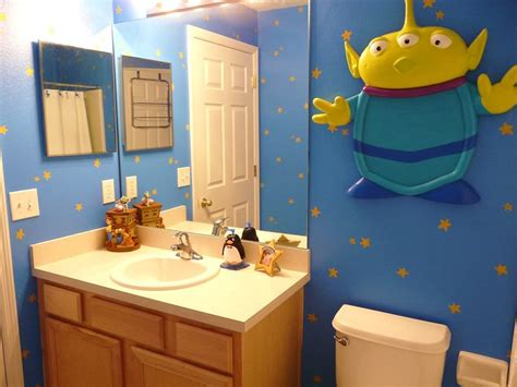 story bathroom disney stuff disney
