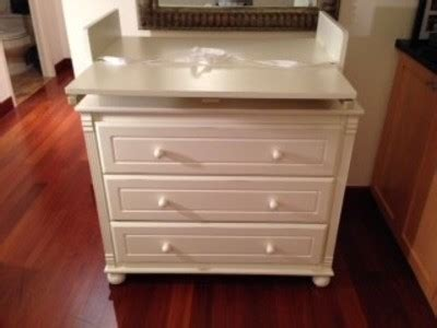 gently used bellini dressers changing tables
