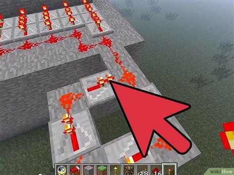 redstone l 4 formas de hacer una l 225 mpara de redstone en minecraft