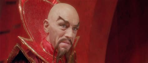 Flash Gordon Ming The Merciless Set Of 2 Bif Pow Figure so max sydow is the new alec guiness in a far away