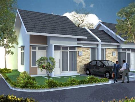 desain warung kecil depan rumah pilihan desain terbaik rumah minimalis type 36 di
