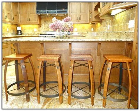 Rustic Kitchen Island With Stools by Best 25 Kitchen Island With Stools Ideas On