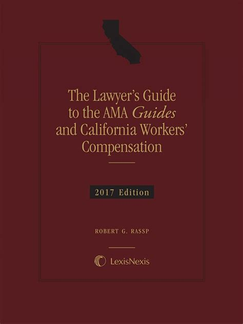 a barrister s guide to the lawyer s guide to the ama guides and california