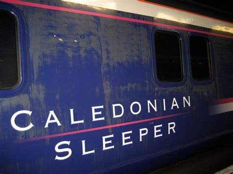 Overnight Sleeper Glasgow To by Caledonian Sleeper Review By Solange Berchemin Tripreporter
