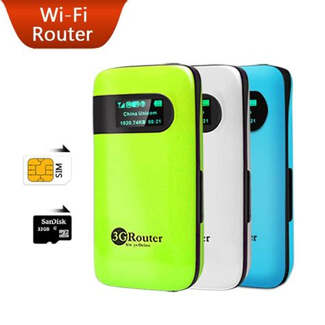 mobile 3g wifi wireless pocket router for car mobile wifi hotspot portable travel