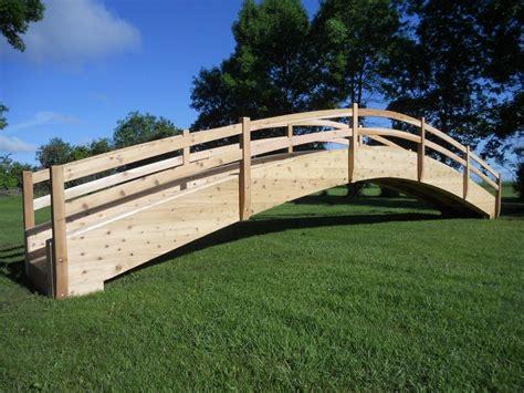 garden footbridge diy garden arch bridge diy projects