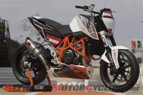 Ktm Duke Race Ktm Releases Race Ready 690 Duke Track