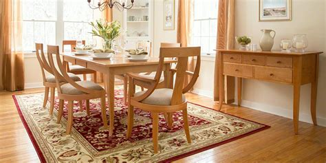 cherry wood dining room furniture cherry wood furniture vermont woods studios