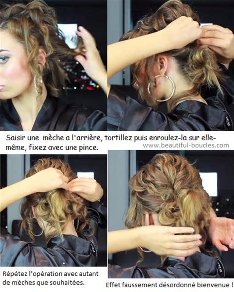 Cultiver Chignons De by Id 233 E Pour Coiffer Ses Cheveux Boucl 233 S Chic Et Facile