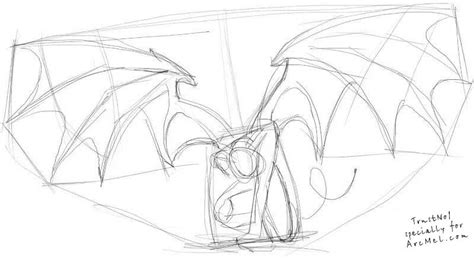 how to draw an anime demon step by step creatures how to draw demon step by step arcmel com