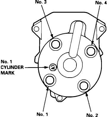 D15b7 Firing Order Diagram