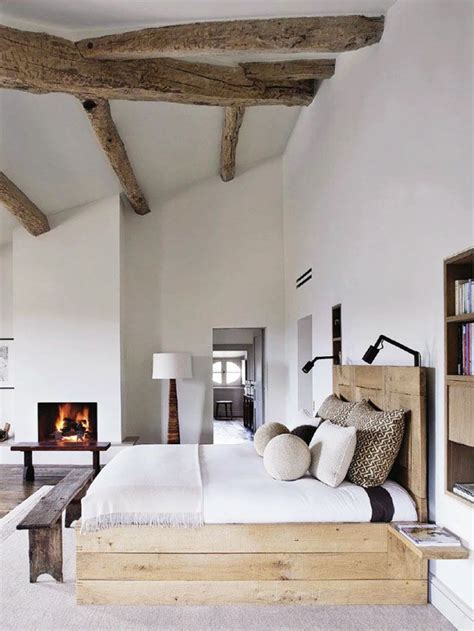 best 25 modern rustic bedrooms ideas on