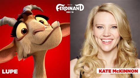 latest movies ferdinand by kate mckinnon and bobby cannavale like a bull in a china shop the debut trailer for ferdinand barges in heyuguys