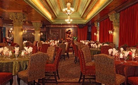 The Foundation Room Las Vegas by Foundation Room Restaurant Info And Reservations