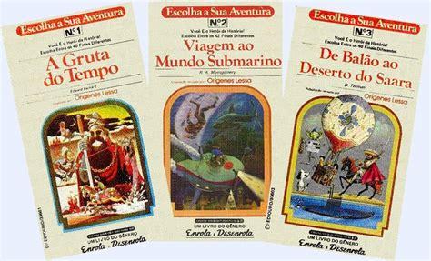 divirta se os livros jogos aventuras fant 225 sticas