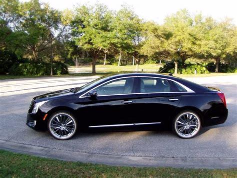 2013 Cadillac Xts Premium Collection 4dr Sedan In Sarasota FL   Unique Sport and Imports