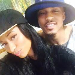 August Alsina And Nicki Minaj Kissing » Home Design 2017