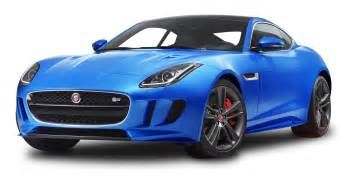 blue jaguar f type luxury sports car png image pngpix