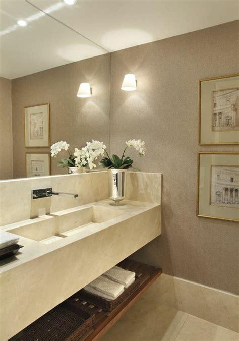 Beiges Badezimmer Dekorieren by Badezimmer Deko Ideen
