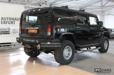 2004 gmc hummer h2 with wheeled category b car photo