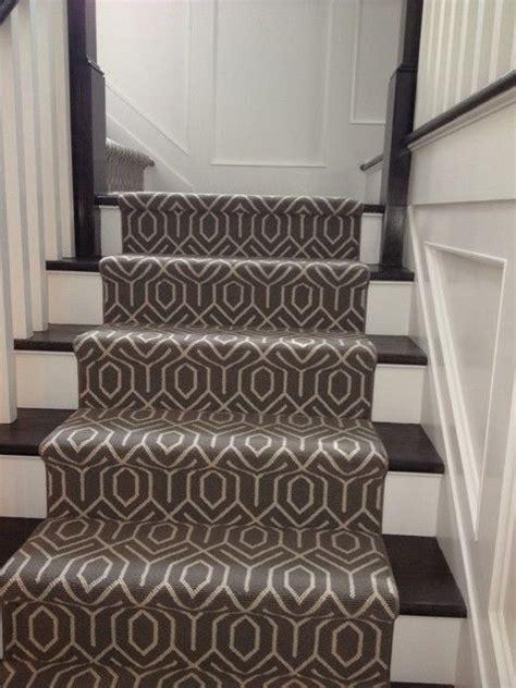 stair runner carpet   patterned   New house   Pinterest