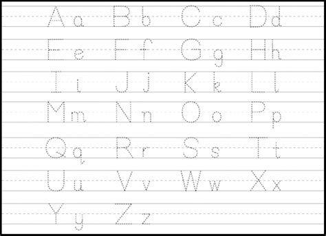 alphabet tracing sheets pdf free letter tracing free printable letter tracing worksheets pdf for