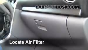2003 2008 mazda 6 cabin air filter check 2006 mazda 6 i