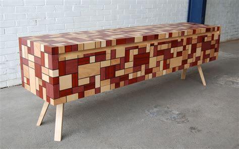 tv meubel van hout tv meubel hout design studio sool
