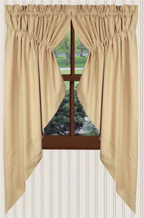Farm House Nutmeg Curtain Collection