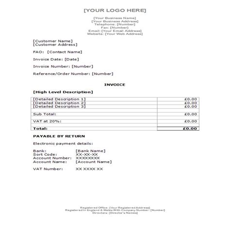Credit Note Form No 9 Fundinvoice Exles Of Invoices And Credit Note Templates