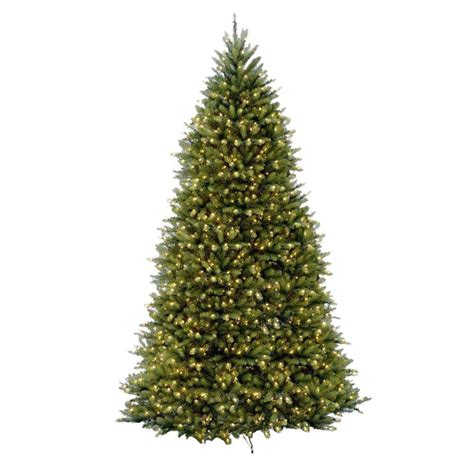 12 ft dunhill fir artificial christmas tree with 1500