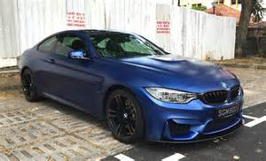 Custom Bmw M4 Stunner Custom Frozen Blue Bmw M4