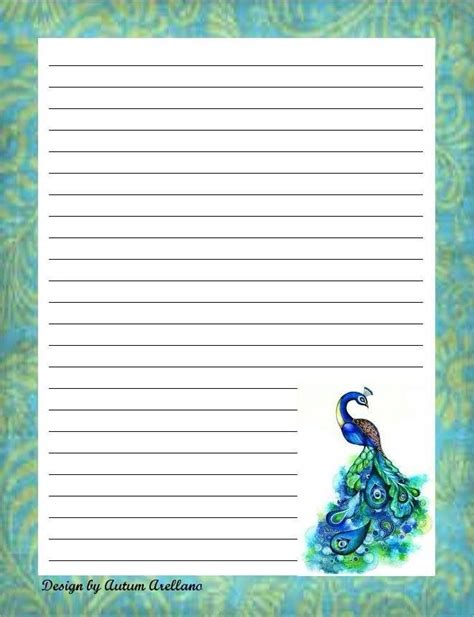 printable decorative writing paper 412 best images about printables on project